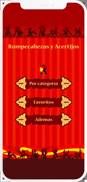 Spanish Riddles Pro A5 Ua